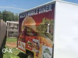 Food Trailer For Sale, fully equipped