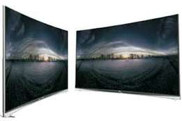65inch curve smart