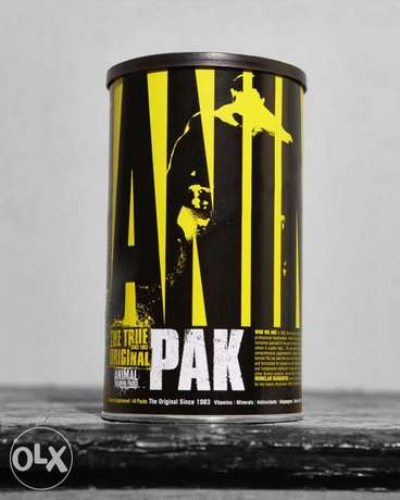 ANIMAL PAK the training pack for athletes for 90,000LL