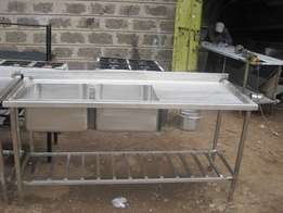 Commercial Stainless Sinks