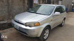 Clean Nigerian used Honda HR-V 1999