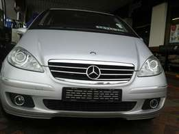Mercedes Benz A Class 2005 Automatic