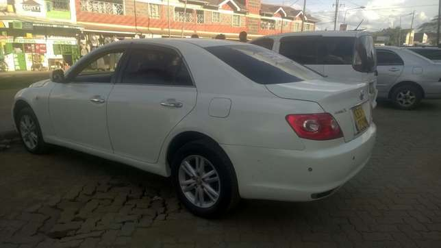 Toyota Mark x in great condition. Buy and drive!! Embakasi - image 6