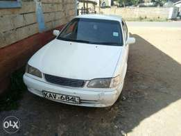 Selling above Toyota 110 Price 380,000.00 call me for viewing it