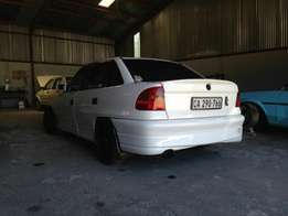 Looking for Opel Astra good condition