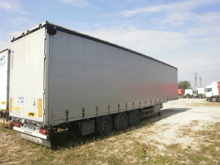 Schmitz Cargobull Mega - Varios - 2007