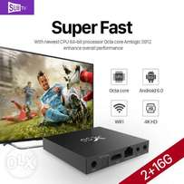 Original X96 2GB RAM 16GB ROM 4K TV BOX