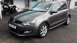 2012 Volkswagen Polo 1.6 Comfortline with 66000kms for sale!!