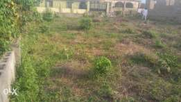 A standard plot of land for sale at ayekale area osogbo