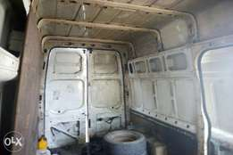 Three months use Ford transit bus long chassis