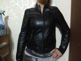 Кожаные Куртки Б У - Жіночий одяг - OLX.ua 1fbe329ed99f2