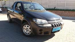 2007 Fiat Strada 1.7TD EL A/C in good condition Bargain buy R49900