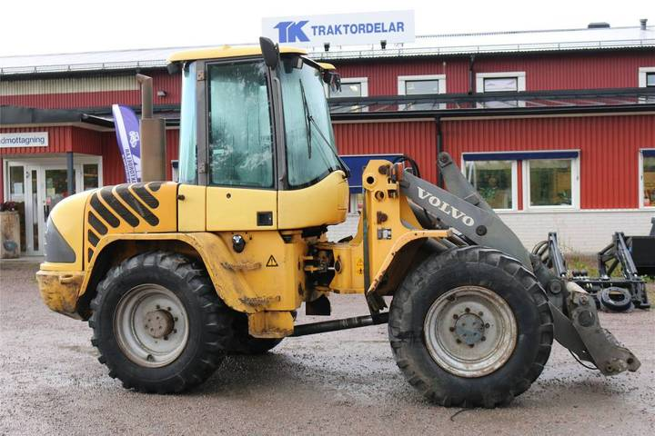 Volvo L45 Dismantled For Spare Parts