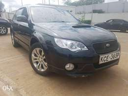 Subaru Outback XT limited with SI Drive