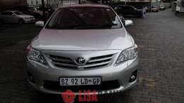 Toyota Corolla Exclusive a/t