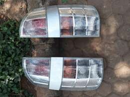 toyota voxy 2003 rear lights.right and left
