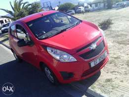bargain chevy spark low mileage