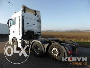 MAN 26.480 TGX - To be Imported Lekki - image 3