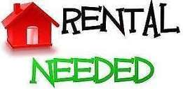 Looking for a house to rent - URGENTLY