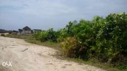 distress lands with cofo for sale at abijo lekki lagos