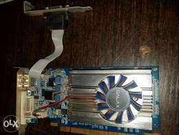 XtremeGaming, Nvidia PCI graphics card for desktop computers. 2GB ddr3