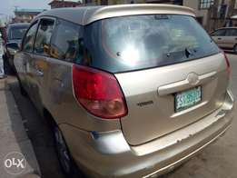 Used 2004 Toyota matrix for sale