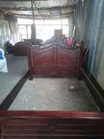 King size bed 5*6