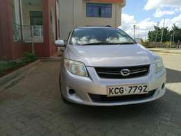 Very Clean n Well Maintained Silver Toyota fielder KCG