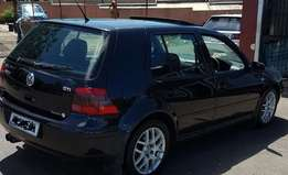 For sale: Golf 4 GTi