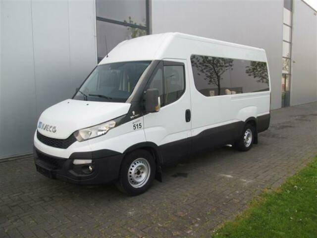 Iveco DAILY 35S130 EURO 5 9 SEATS / 2X WHEELCHAIR - 2015