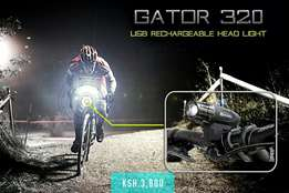 Rechargeable Blitzu Gator Bike light