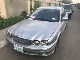 jaguar X type 2007 used