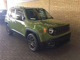 2017 Jeep Renegade 1.4 TJET LTD AWD Auto 75TH for sale in Gauteng