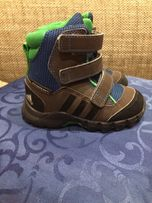 73ba9d120ef1b6 Buty zimowe śniegowce adidas rozm. 22