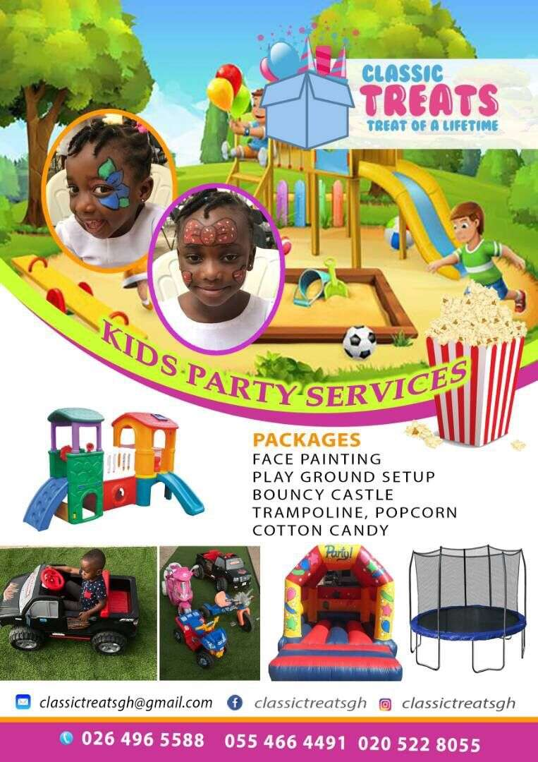 6c8859604286 Kids party services and rental - Services - 1050406873