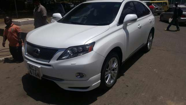 Toyota harrier lexus Nairobi West - image 6