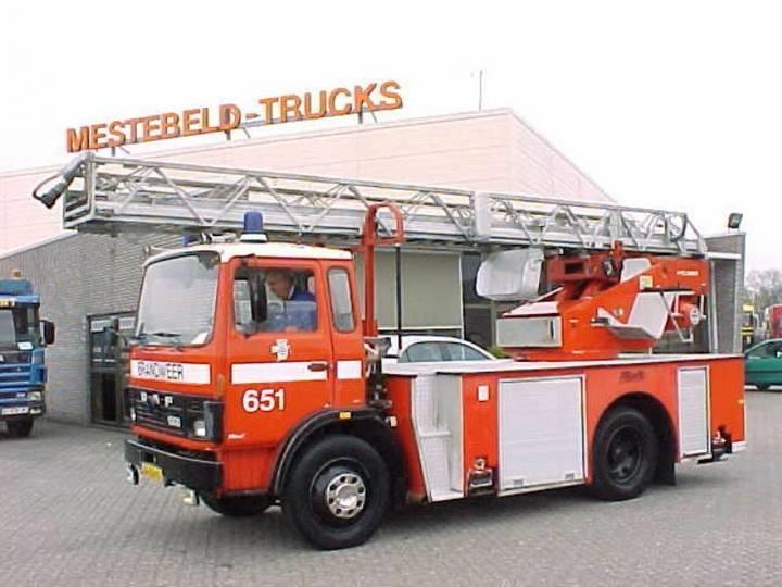 DAF FA1300 METZ LADDER - 1982