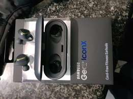 Samsung Gear iConX earphones