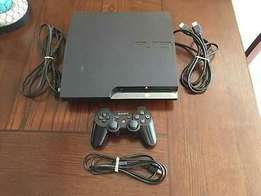Complete chipped sony ps3 120gb 8 desired games
