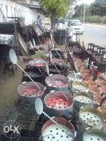 we sell households items made from jua kali sector