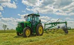 Farming equipment for lease, hire and rentals
