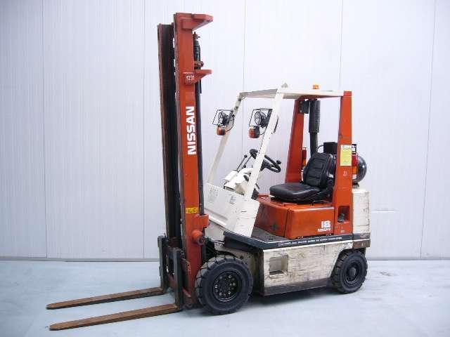 Nissan AH01A18U