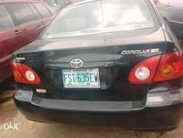 2 Months Used Toyota Corolla
