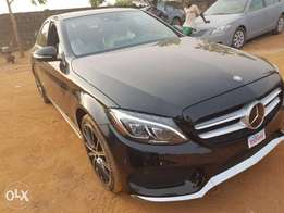 2015 c400 full option direct belgium in abuja