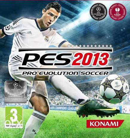 cd pes 2013 Playstasion 3