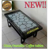 Classic Glass Coffee tables