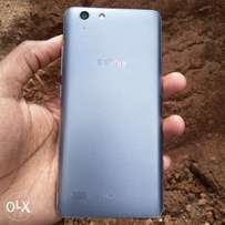 Clean infinix hot 3 from sale or swap