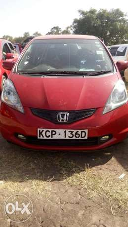Honda Fit, 2010 model new import Nairobi CBD - image 1