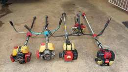 Brush cutters and hedge trimmer for sale