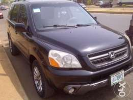 Very SHARP Honda Pilot up for grabs!